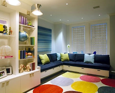 for Teenage playroom design ideas